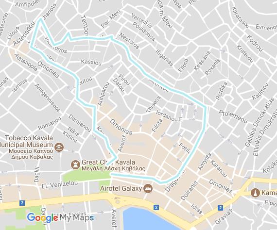Βόλτα σε Άγιο Γεώργιο, Προφήτη Ηλία, Ποταμούδια