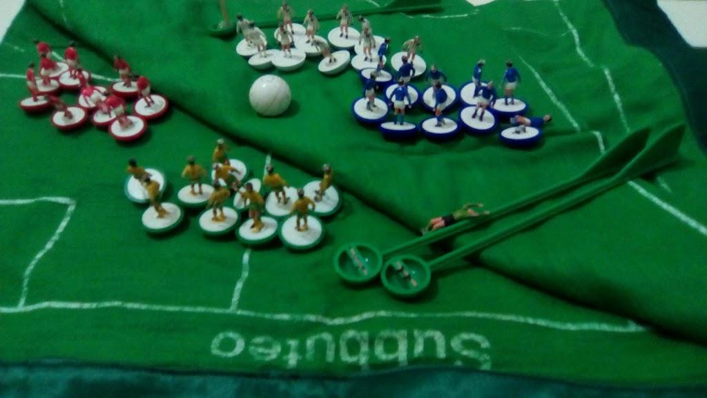 Το ποδόσφαιρο της εφηβείας μας