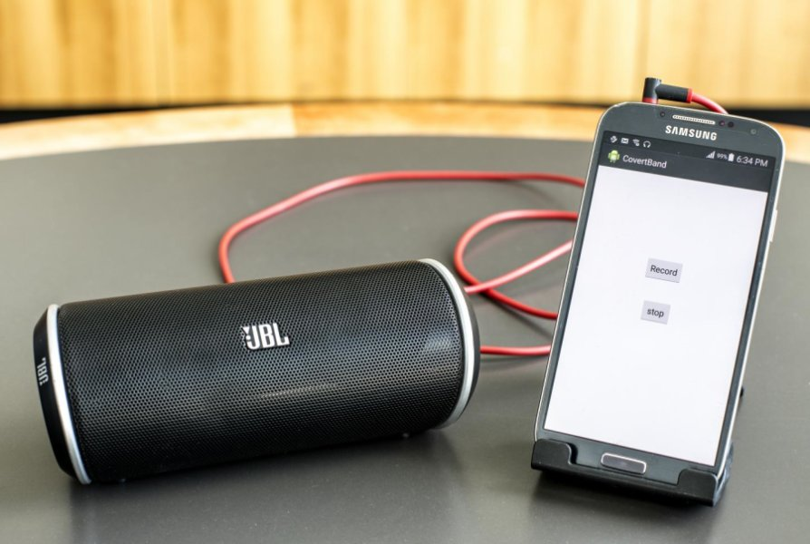 Computer scientists use music to covertly track body movements, activity — ScienceDaily