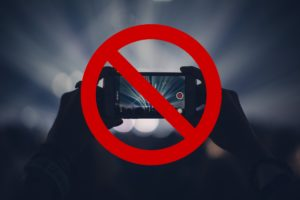 Los Angeles bans photography at concerts in a public park – DIY Photography