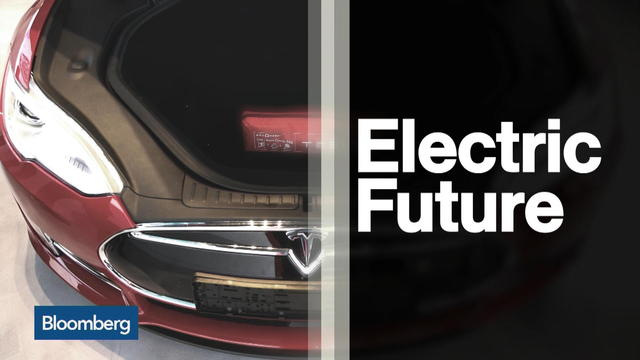 China Fossil Fuel Deadline Shifts Focus to Electric Car Race – Bloomberg