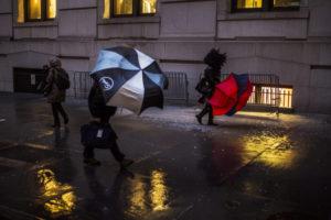 Η Νέα Υόρκη μπορεί να πλήττεται συχνά από πλημμύρες δείχνει έρευνα
